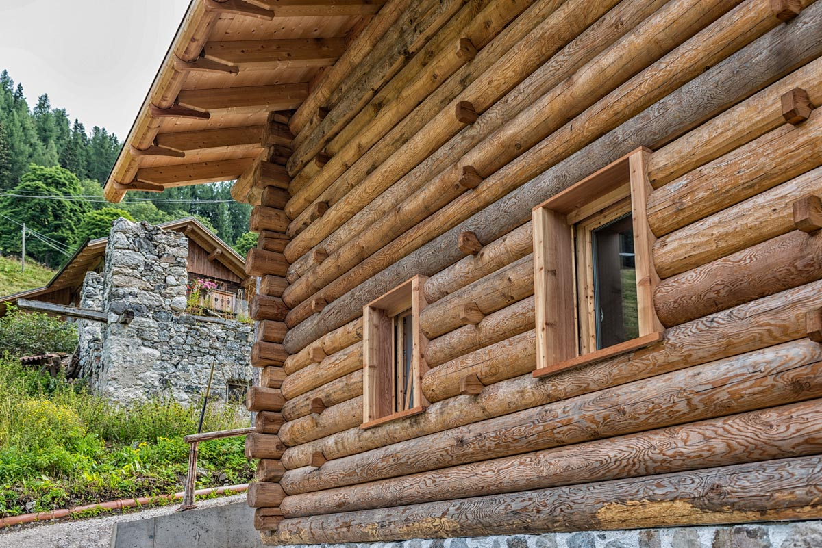 Case Di Tronchi Di Legno : Costruzioni in legno carpenteria in legno sopraelevazioni in legno