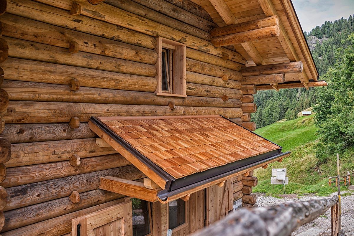 Case Con Tronchi Di Legno : Le bugie sulle case in legno e sulla loro convenienza