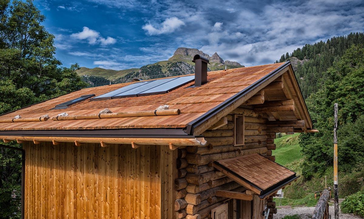 Case Con Tronchi Di Legno : Costruzione di case di legno