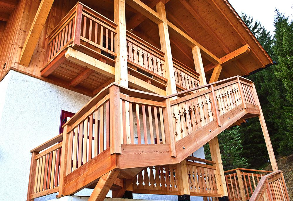 Sopraelevazione in legno sopraelevazione in legno lamellare